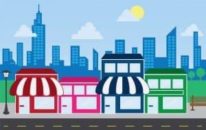 redes sociales y pequeños negocios