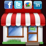 Cómo las redes sociales ayudan a los pequeños negocios #infografía