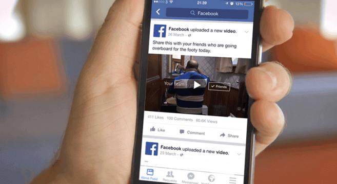 crear mejores vídeos facebook