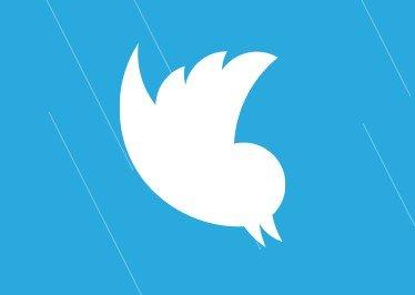 logo twitter caida