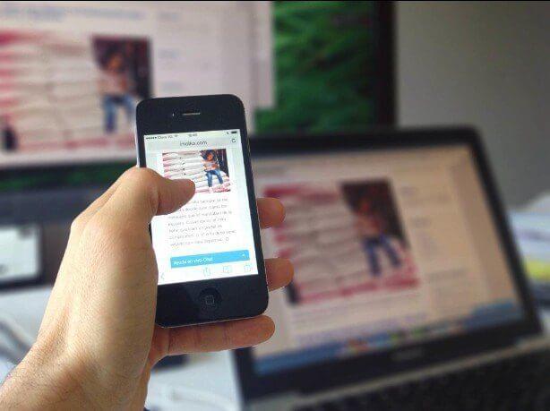 El impacto de la llegada móvil a la web 2.0