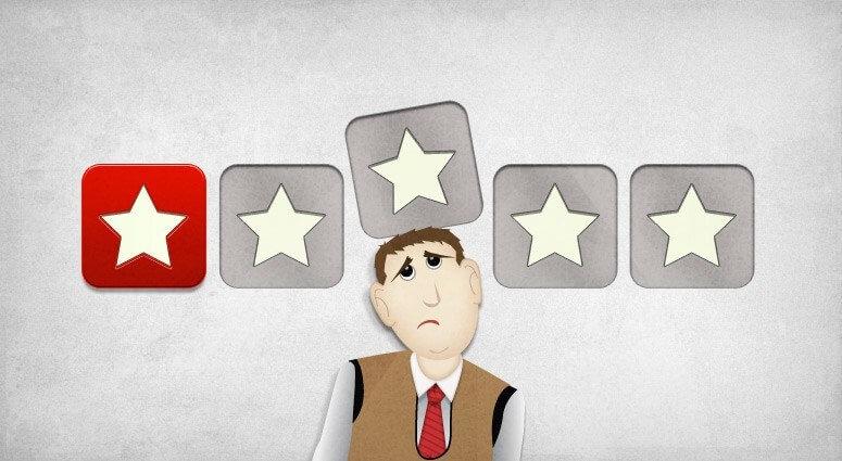 Consejos para superar los comentarios negativos en redes sociales