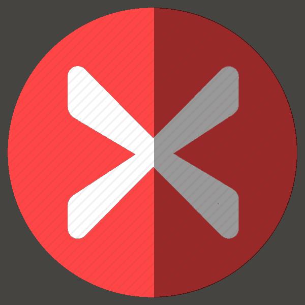 Exit website icon
