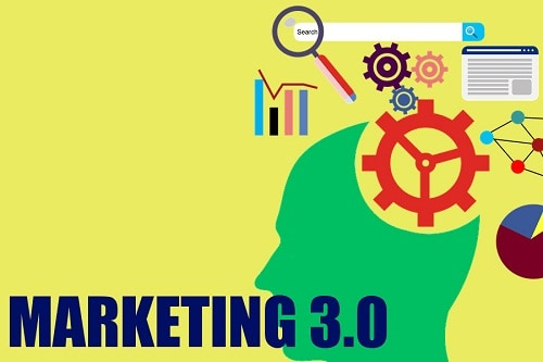 Qué es el marketing 3.0