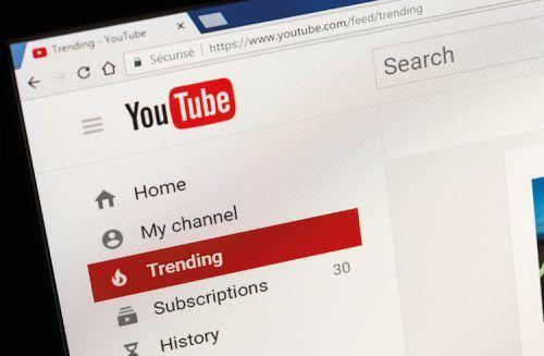 como funciona el algoritmo de youtube