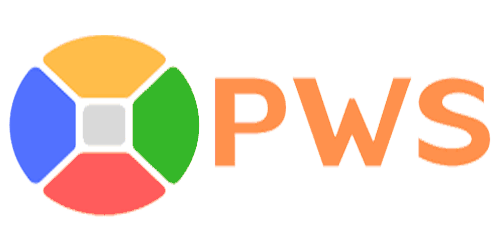 logo pws version