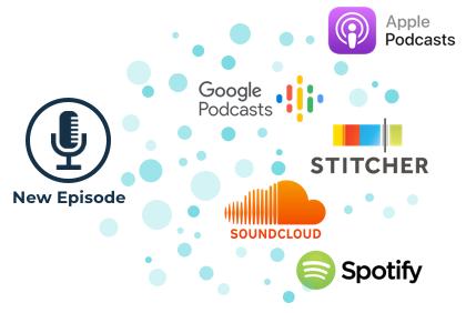 subir podcast