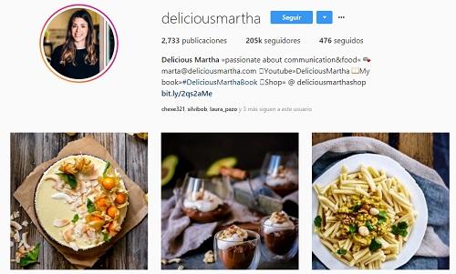 influencers gastronomicos
